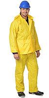 """Костюм """"ЛИВЕНЬ"""" нейлоновый: куртка, брюки жёлтый"""