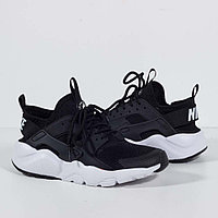 Кроссовки Nike Air Huarache Ultra Black White