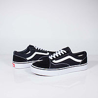 02e546574d28 Кеды Vans Old Skool 1 1 Led UV Black White