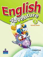 English Adventure Starter A Pupils' Book