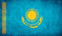Флаг Казахстана, фото 1