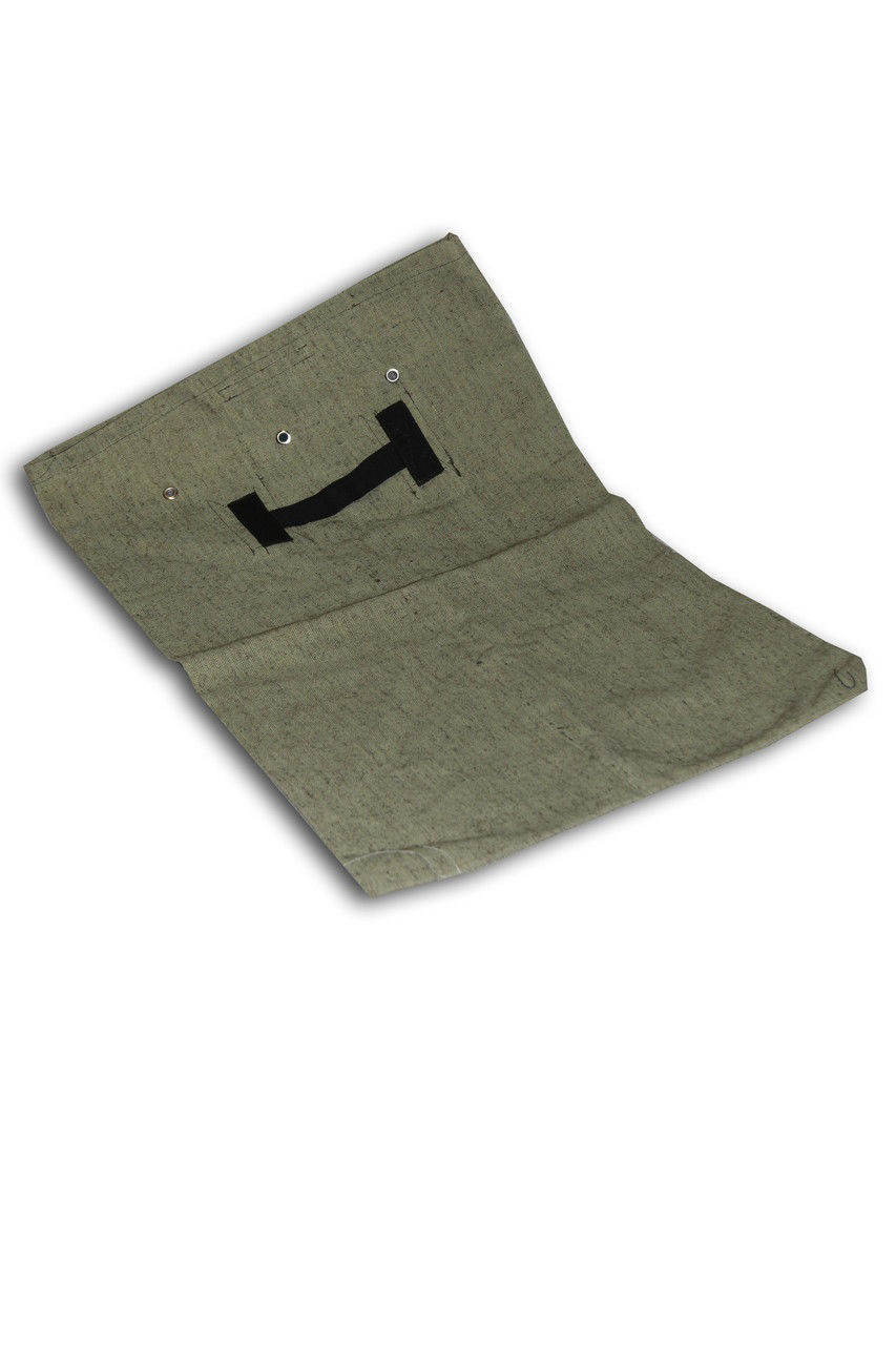 Мешок брезентовый размер 60х90 см (ручки,люверсы)