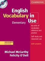 English Vocabulary in Use. Elementary+CD