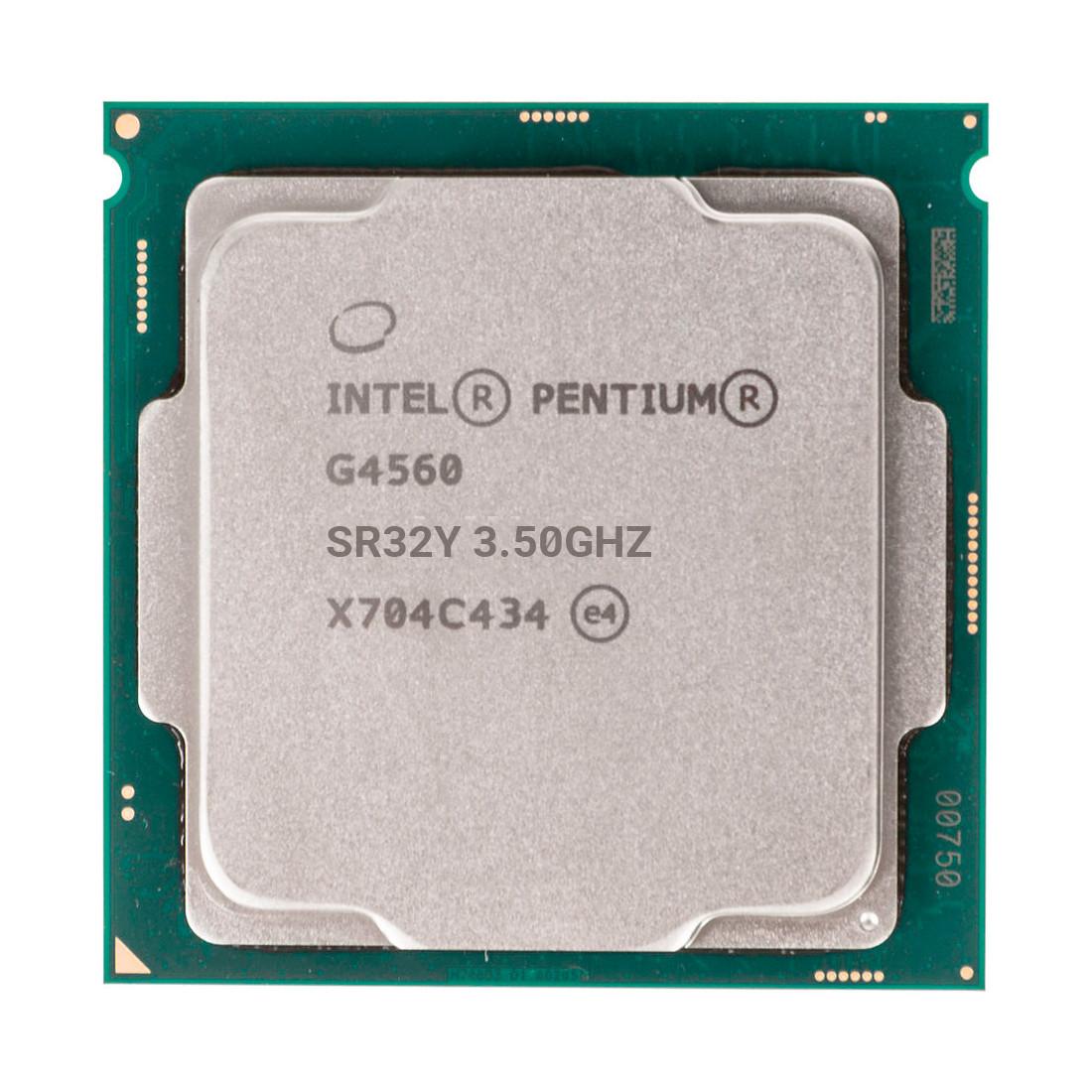 Процессор Intel 1151 G4560
