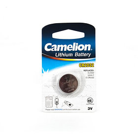 Батарейка CAMELION Lithium Battery CR2032-BP1
