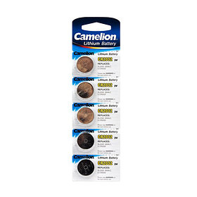 Батарейка CAMELION Lithium Battery CR2032-BP5