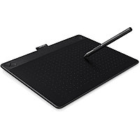 Графический планшет Wacom Intuos Photo Small Black (CTH-490PK-N) Чёрный