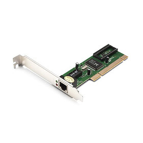 Сетевая карта Deluxe DLN-R 8139D 10/100 Mb/s PCI