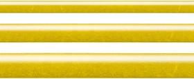 Свинцовая лента Brass (глянцевое золото)
