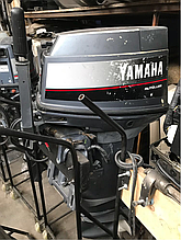 Лодочный мотор Yamaha 50 л.с.