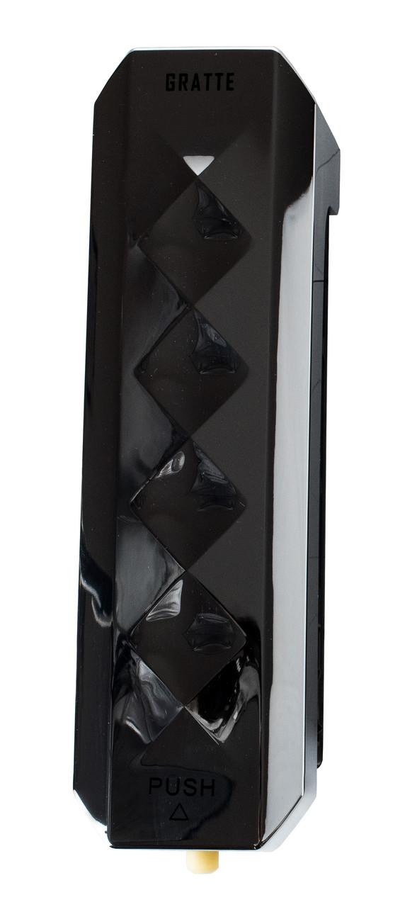 Дозатор для жидкого мыла GRATTE SD17-35 (CH)
