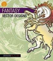 Fantasy Vector Designs+CD