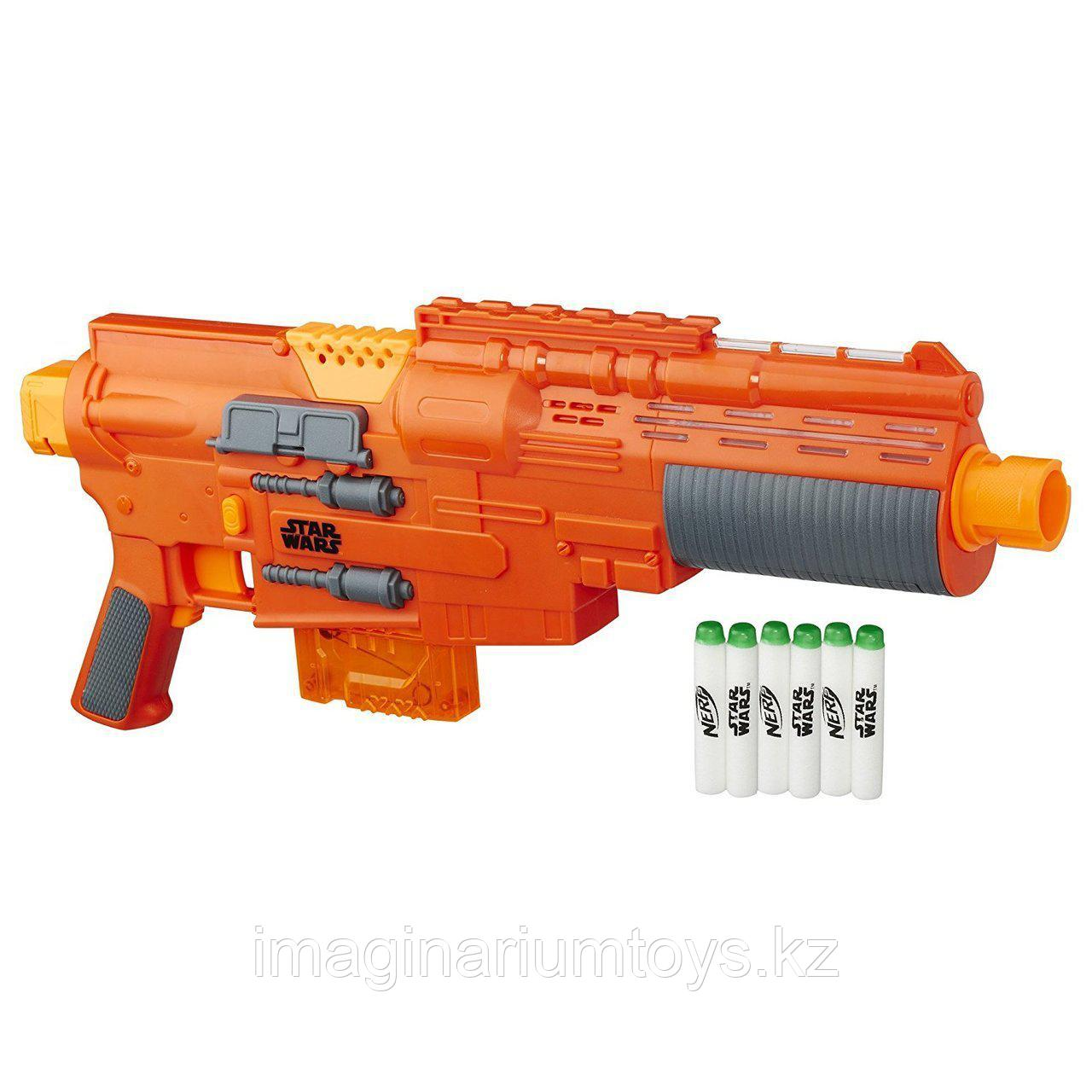 Бластер NERF Star Wars Rogue One Glowstrike