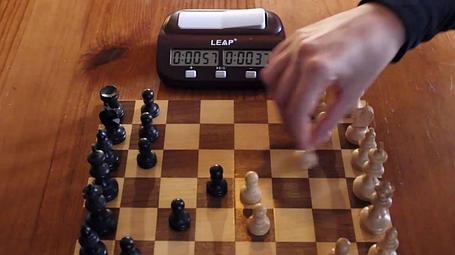 Шахматные часы, фото 2