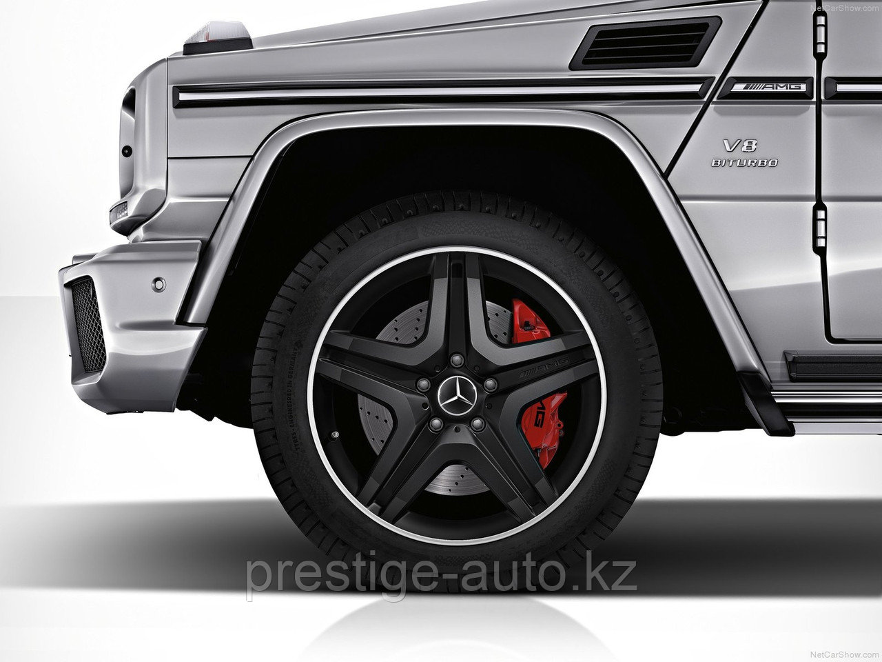Диски Mercedes Benz G6.5 AMG R20