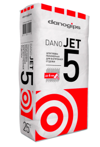 Шпатлевка полимерная Danogips DANO JET 5, фото 2