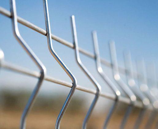 Панель для 3D ограждений металлическая, пруток 5 мм., фото 2