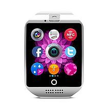 Умные смарт часы Smart watch Q18 (золотистый), фото 2