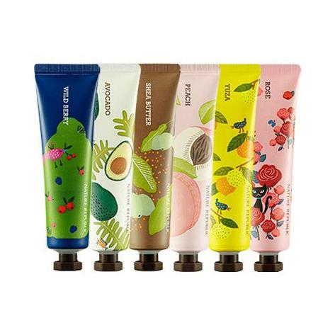Крем. HAND & NATURE HAND CREAM. [Nature Republic], фото 2