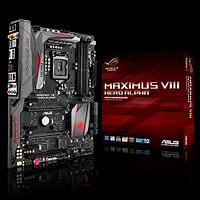 Материнская плата Asus MAXIMUS VIII HERO ALPHA LGA-1151 4xDDR4 Multi-VGA HDMI/DisplayPort