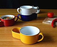 Чашка (суп с печенькой)  420мл+120мл.