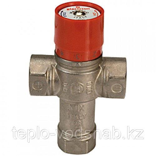 """Термостатический смесительный клапан Giacomini 1"""" Ду25"""
