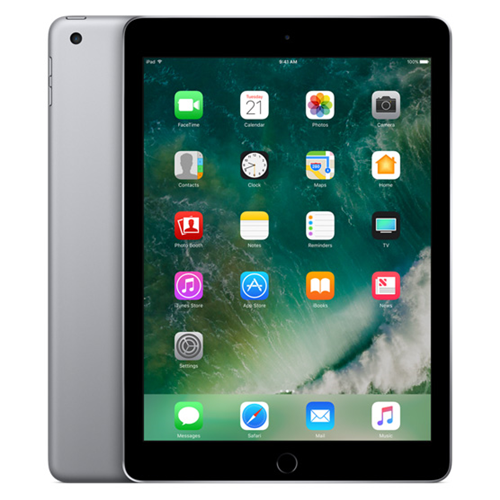 Apple ipad 128gb wi-fi 2017 space gray