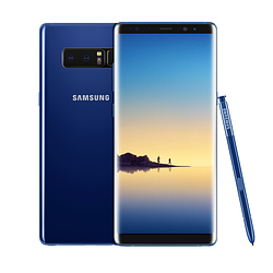Samsung galaxy note 8 64gb ds blue