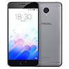 Meizu m3 note 16gb gray