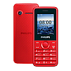 Philips xenium e103 red