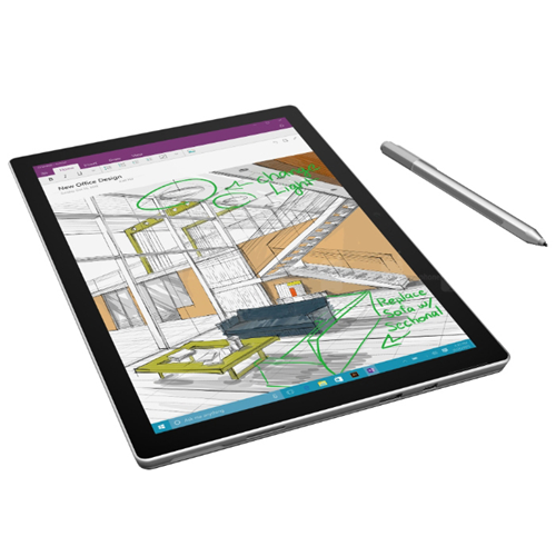 Планшет microsoft surface 2017, i5 4gb 128gb