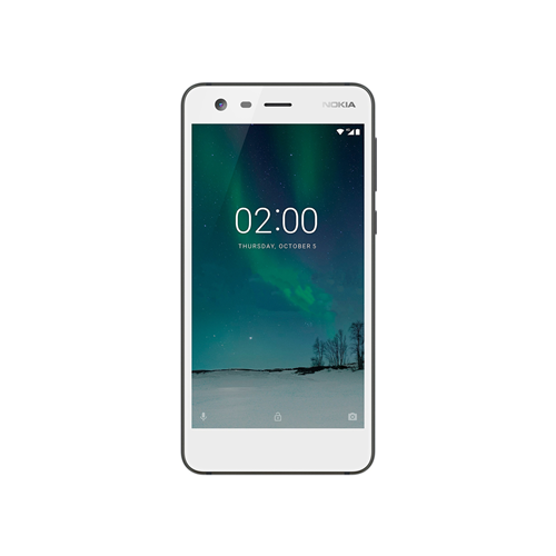 Nokia 2 ds white