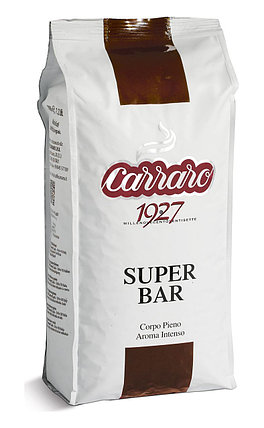 "Carraro ""Super Bar"", кофе в зернах, Италия, фото 2"