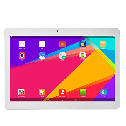S107 16GB MediaTek MT6580 Quad Core 10,1 дюймов Android 5.1 Dual 3G Фаблет Tablet, фото 2