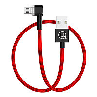 Серия USAMS 2A U-Boss Micro Magnetic Charging Data Cable 1.2M для SamsungS7 Xiaomi Redmi Note4 Letv