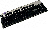 HP KB-0316 PS/2 Keyboard ru