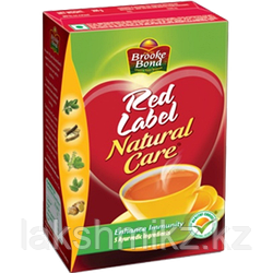 Чай Brooke Bond Red Label Natural Care 200 грамм