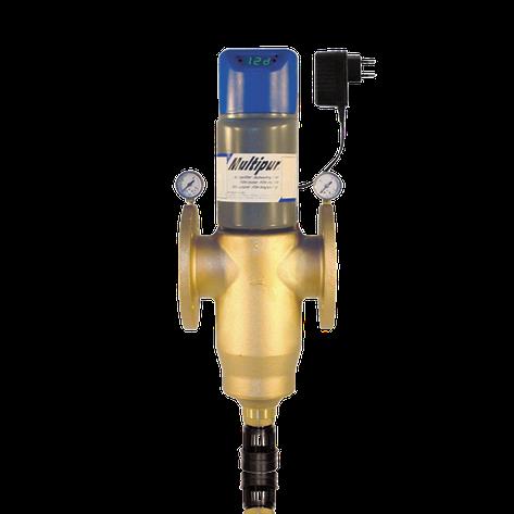 Магистральный фильтр с автоматической обратной промывкой Multipur AP 80, фото 2