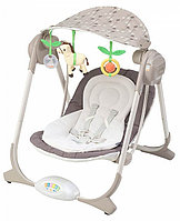 Кресло-качалка Chicco Polly Swing Natural
