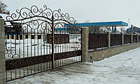 Ворота и калитки, фото 1