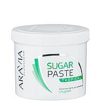 Сахарная паста  средней плотности «Тропическая»