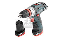 Аккум.дрель METABO POWERMAXX BS QUICK BASIC (600156500)  10.8В 2x2.0Ач LiION 10мм 0-360/0-1400об/м 3