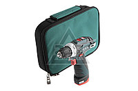 Аккум.дрель METABO POWERMAXX BS x1 (600079500)  10.8В 1x2.0Ач LiION 10мм 0-360/0-1400об/мин 34/17Нм