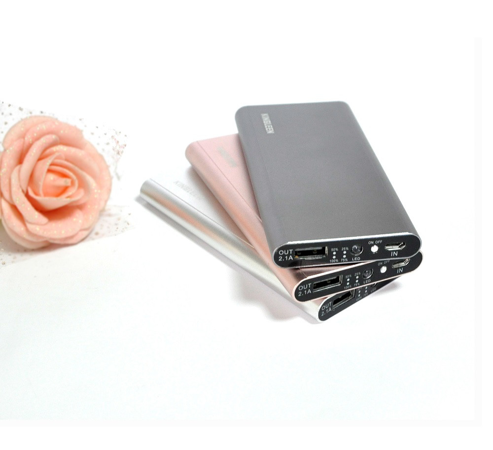Power bank Kingleen 6000 mAh 1XUSB