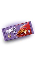Milka Collage (Fruit, Raspberry, Hazelnut)