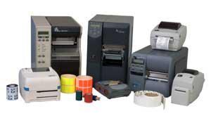 Оборудование для штрихкодирования и идентификации