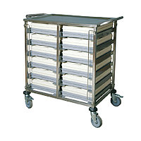 Тележки для термопосуды AVATERM Trolley12 , Trolley20