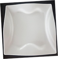 "Тарелка ""узор квадрат"" диаметр 25 см"
