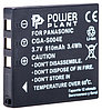 Аккумулятор PowerPlant Panasonic S004 910mAh