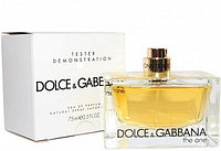Dolce & Gabbana The One тестер